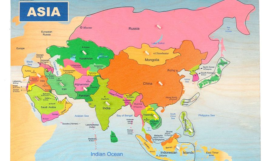 East Asia is The Best Populated Area Worldwide